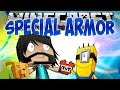 KEVIN'S CRAZY ARMOR!! | Think's Lab Minecraft Mods [Minecraft Roleplay]