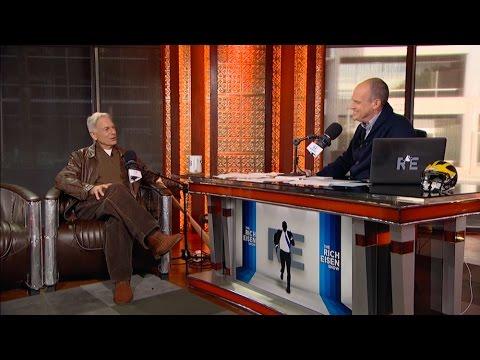 "Actor Mark Harmon CBS's ""NCIS"" Joins The Re  in Studio  112816"
