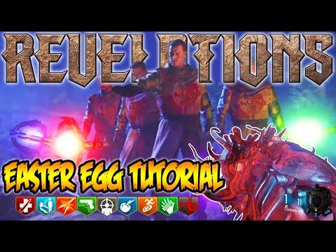 "BLACK OPS 3 ZOMBIES ""REVELATIONS"" MAIN EASTER EGG FULL TUTORIAL GUIDE! (BO3 Zombies)"