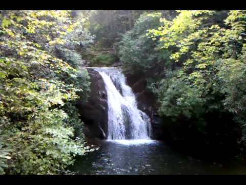 High Shoals Creek Falls ~ Towns County, GA.
