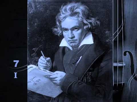 Beethoven -  7th Symphony (Complete)