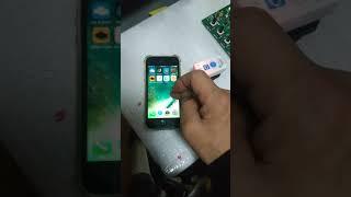 아이폰용 어플 실행 동영상