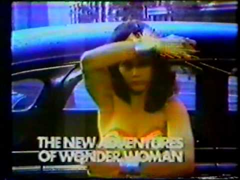 CBS Wonder Woman preview 1977