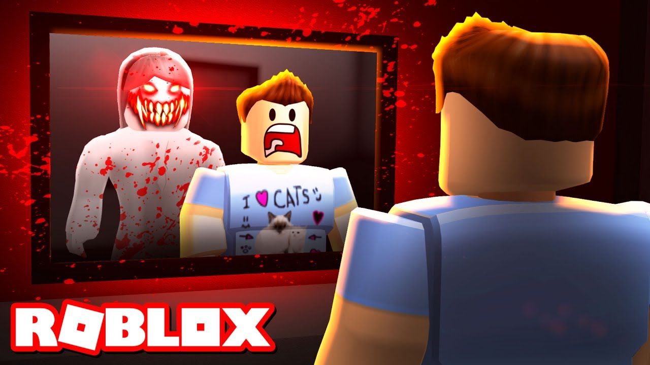 Bloody Mary Challenge In Roblox Youtube