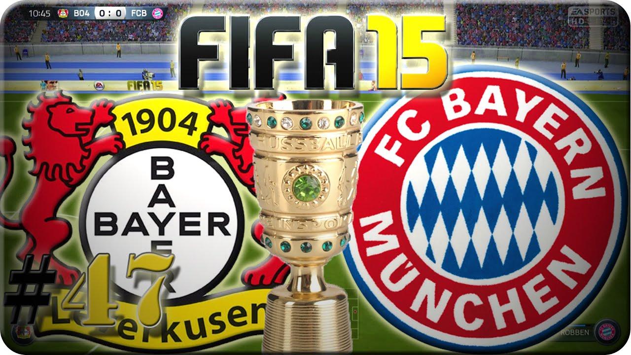 Dfb Pokal Bayern Leverkusen