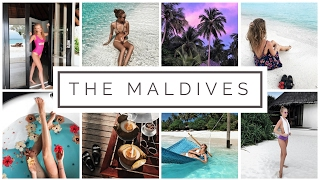 TRAVEL VLOG: MALDIVES || Путешествие на Мальдивы | Marie Kitsova