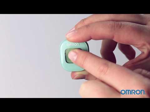 Omron Alvita Wireless Activity Tracker plus Bluetooth® Smart