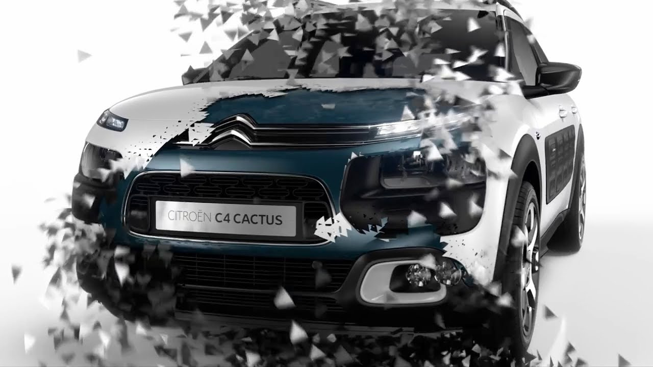2018 citroen c4 cactus the facelift youtube