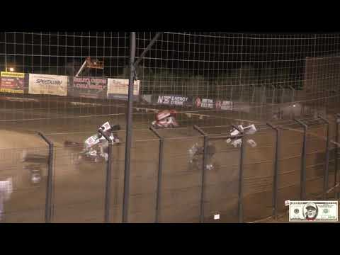 NOS Energy World Of Outlaws Last Chance Qualifier Perris Auto Speedway