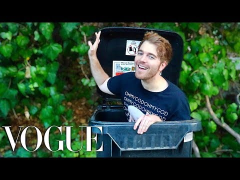 Thumbnail: 73 Questions With Shane Dawson | Vogue Parody