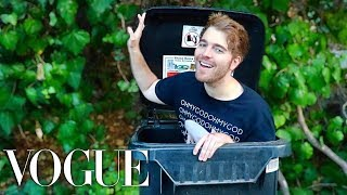 73 Questions With Shane Dawson | Vogue Parody thumbnail