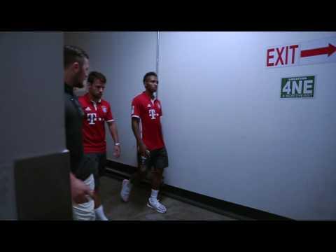 adidas + Bayern Munich // AC Milan #TheShop