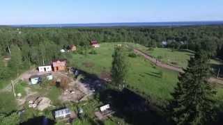 видео Каркасный дом Панорама 5, финская каркасная технология строительства