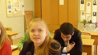 Урок-дискуссия на уроке английского языка в 10 классе.
