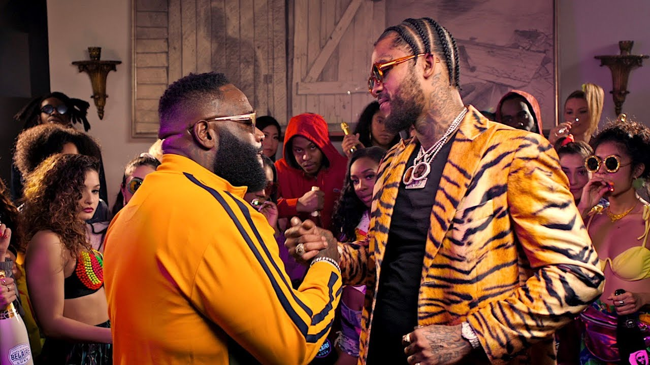 Dave East & Rick Ross - Fresh Prince of Belaire