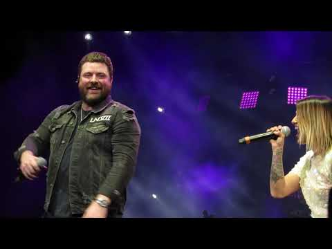 Chris Young-Think of You with Cassadee Pope-5-3-18 Columbus, Ohio