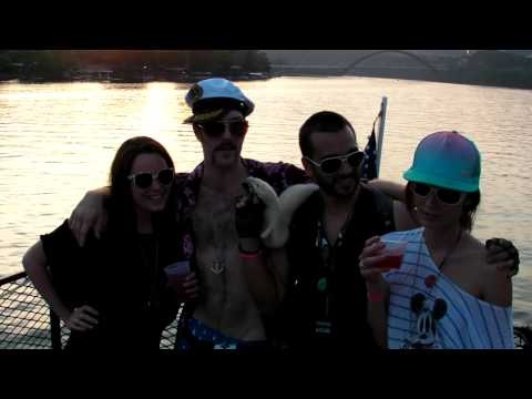 Mr. Wiggles interview at Bass for ya Face Dance Cruise 2010