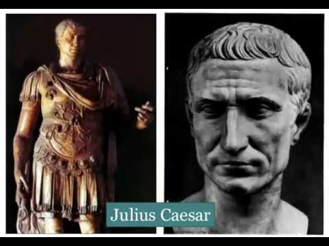 the early life and dictatorship of julius caesar in rome