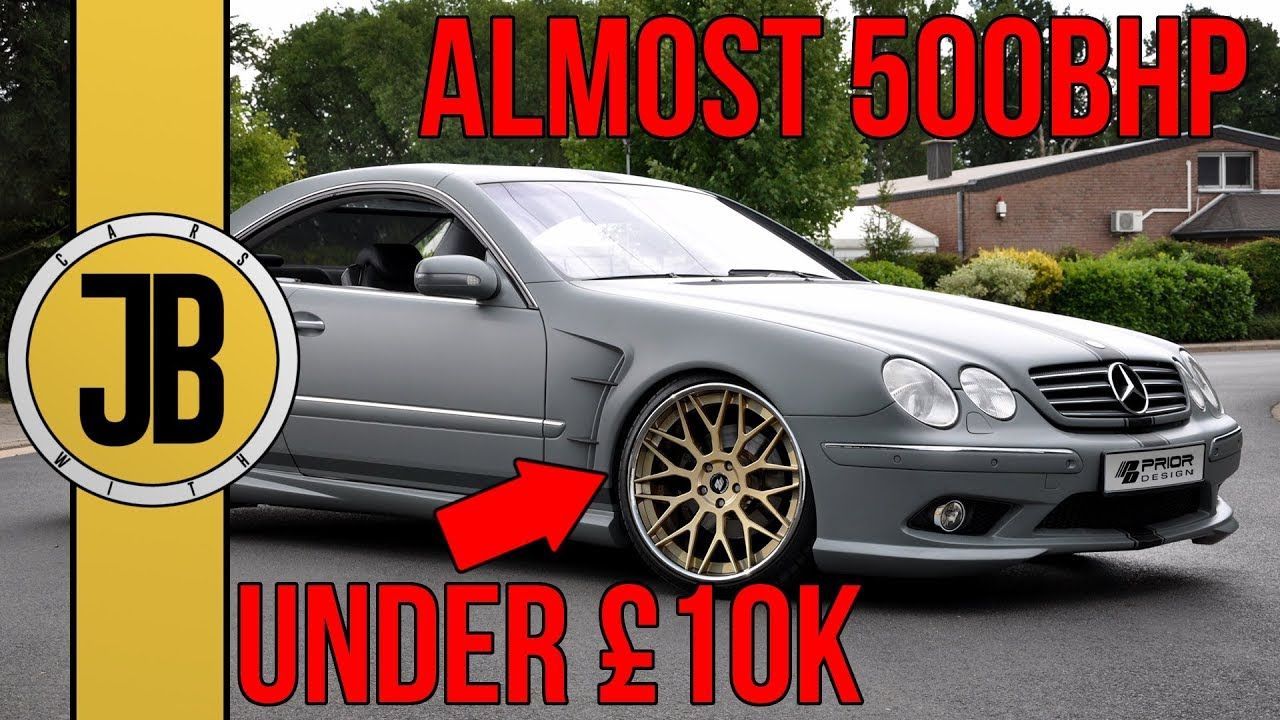 Top 5 Cars With 400bhp Less Than 10 000