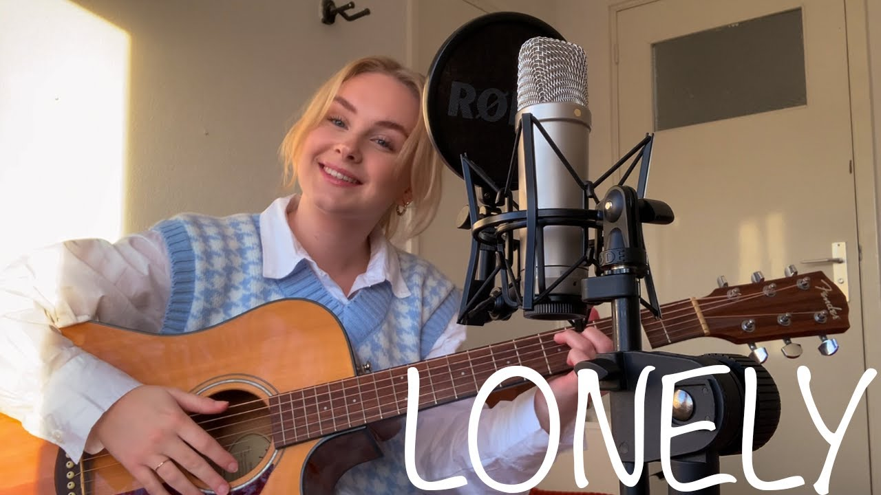 Lonely | Justin Bieber (with benny blanco) cover by Ilse Ligthart
