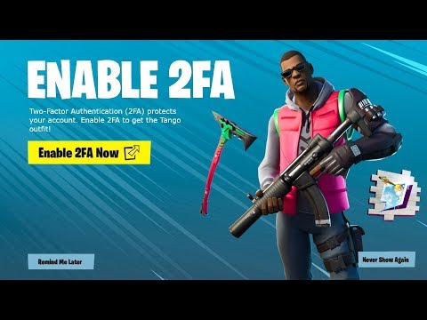Claim This FREE SKIN In Fortnite! (2FA + Playstation 4 Celebration Cup)