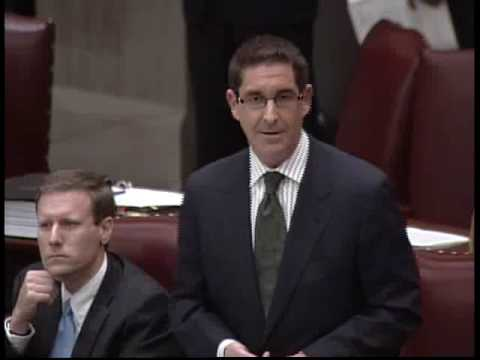 NYS Senator Jeff Klein speaks on the Marriage Equality Bill
