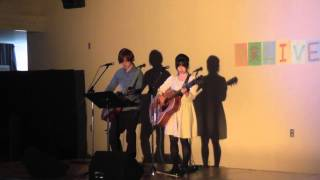 卒業ライブ2014 7曲目 ゆずの「踏切」です。