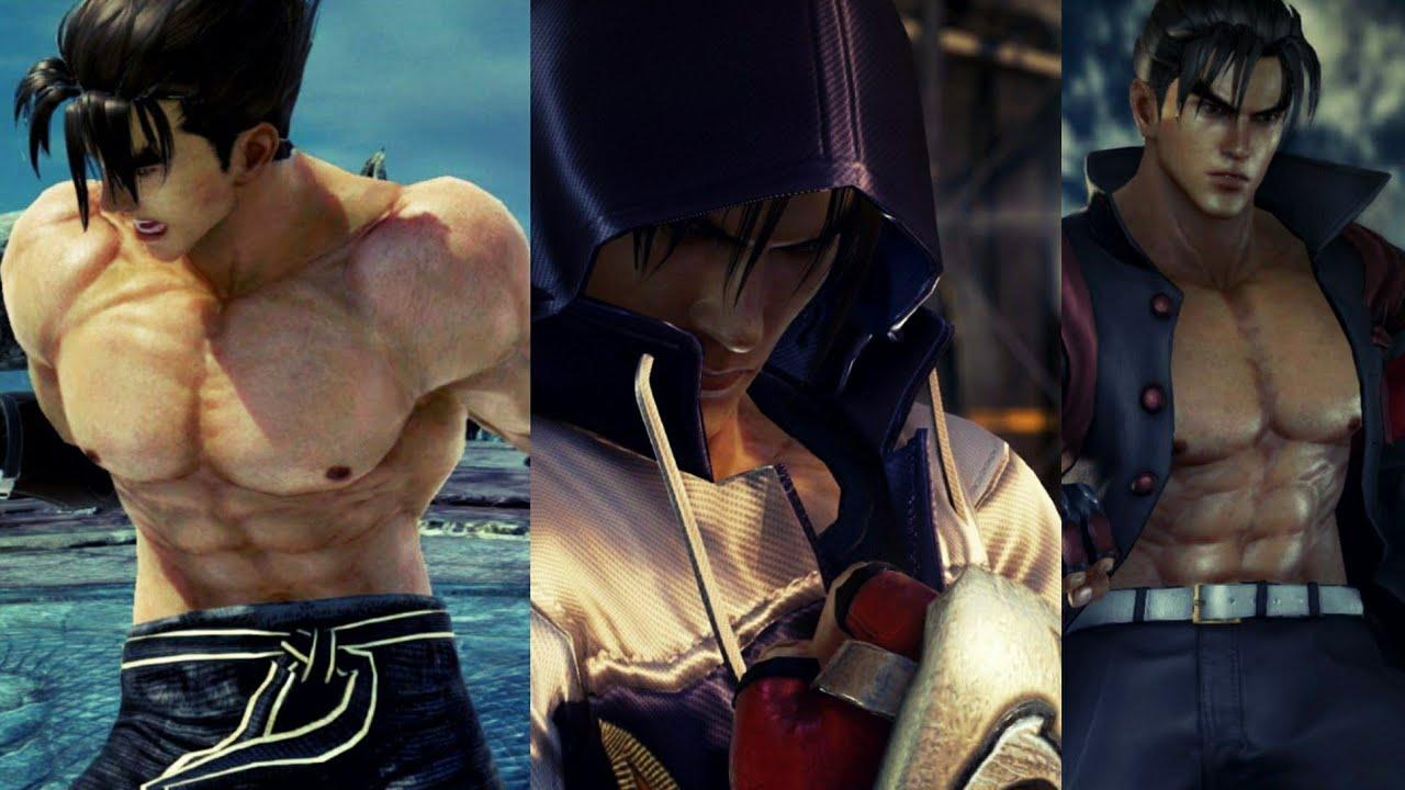 Tekken 7 Jin Unlockable Costumes Showcase Youtube