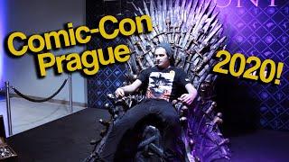 Jak jsem si užil Comic-Con Prague 2020?