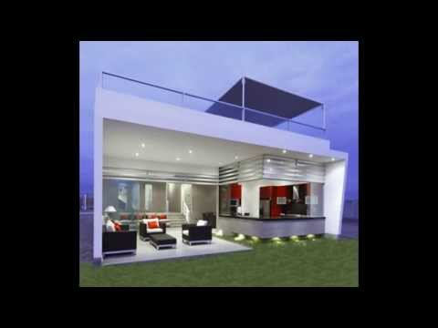 Diseño de casa Playa (Planos) - YouTube