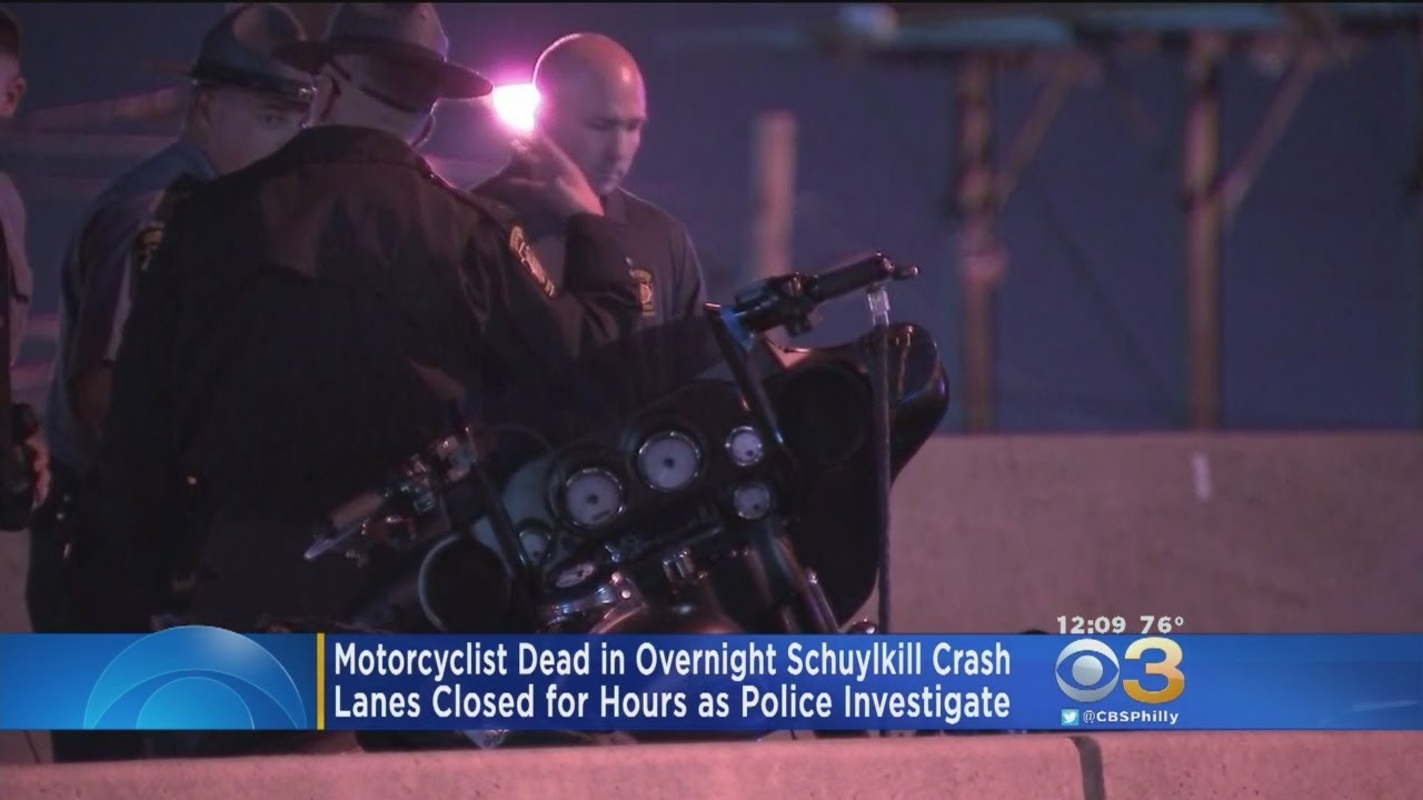 I-76 EB Reopens After Fatal Motorcycle Accident
