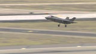 F-35 Lightning II Operations at Luke AFB, Arizona