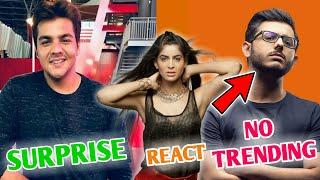 Saiman Says coming to PewDiepie | Rikshawali Reat to Trigger song Carryminati | Ashish Chanchlani