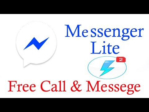 Messenger Lite Free Call & Messages Android App.