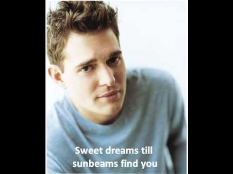 Michael Buble - Dream A Little Dream (with Lyrics)