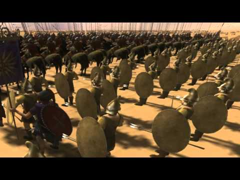 [CinécatStudio] Épisode 4:La bataille de Gaugamèles
