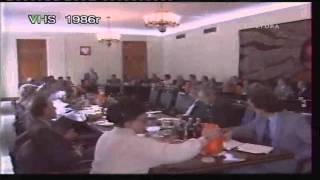 Fałszywy Dziennik Telewizyjny 1986 Jacka Federowicza cz. 1/2