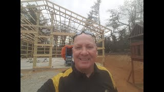 STEEL TRUSSES The Simplest  Way To Build ANYTHING