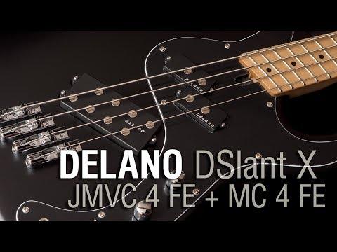 Delano DSlant X JMVC 4 FE + MC 4 FE