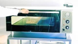 газовая печь для пиццы GRILL MASTER(Технические характеристики, описание - на сайте: http://www.all-for-trading.ru/ г.Тамбов Купить оборудование для магазин..., 2015-02-23T17:25:33.000Z)