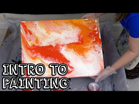 Intro to Painting - Splatoon Inkling