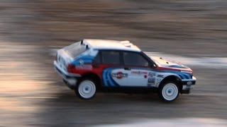 awesome rally race lancia delta xv 01 tom s rc adventures