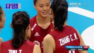 China Vs República Checa | Clasificación Olímpica Tokyo 2020 | 2set