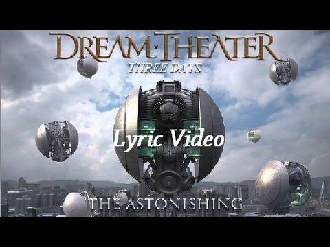 [LYRICS] Dream Theater - The Astonishing -Three Days