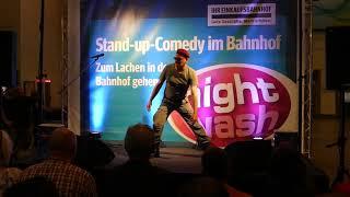 """Comedy im Bahnhof """"Ausbilder Schmidt"""" tanzt 14.07.2017"""
