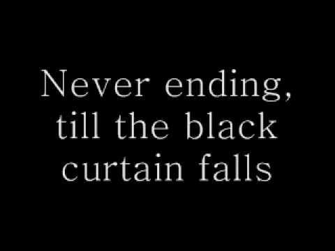 Megadeth Black Curtains With Lyrics YouTube