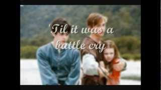 Regine Spektor - The Call Lyrics (The Chronicles of Narnia: Prince Caspian Soundtrack)