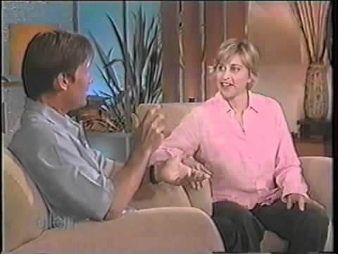 KEVIN SORBO on Ellen  De Generes