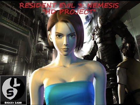 Полное прохождение Resident Evil 3: Nemesis (HD Project)