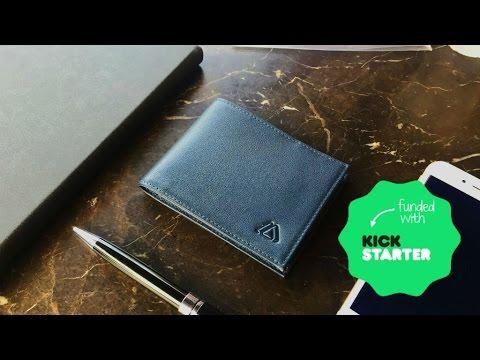Deuce Wallet: The Best 2-in-1 Minimalist Bifold RFID Wallet